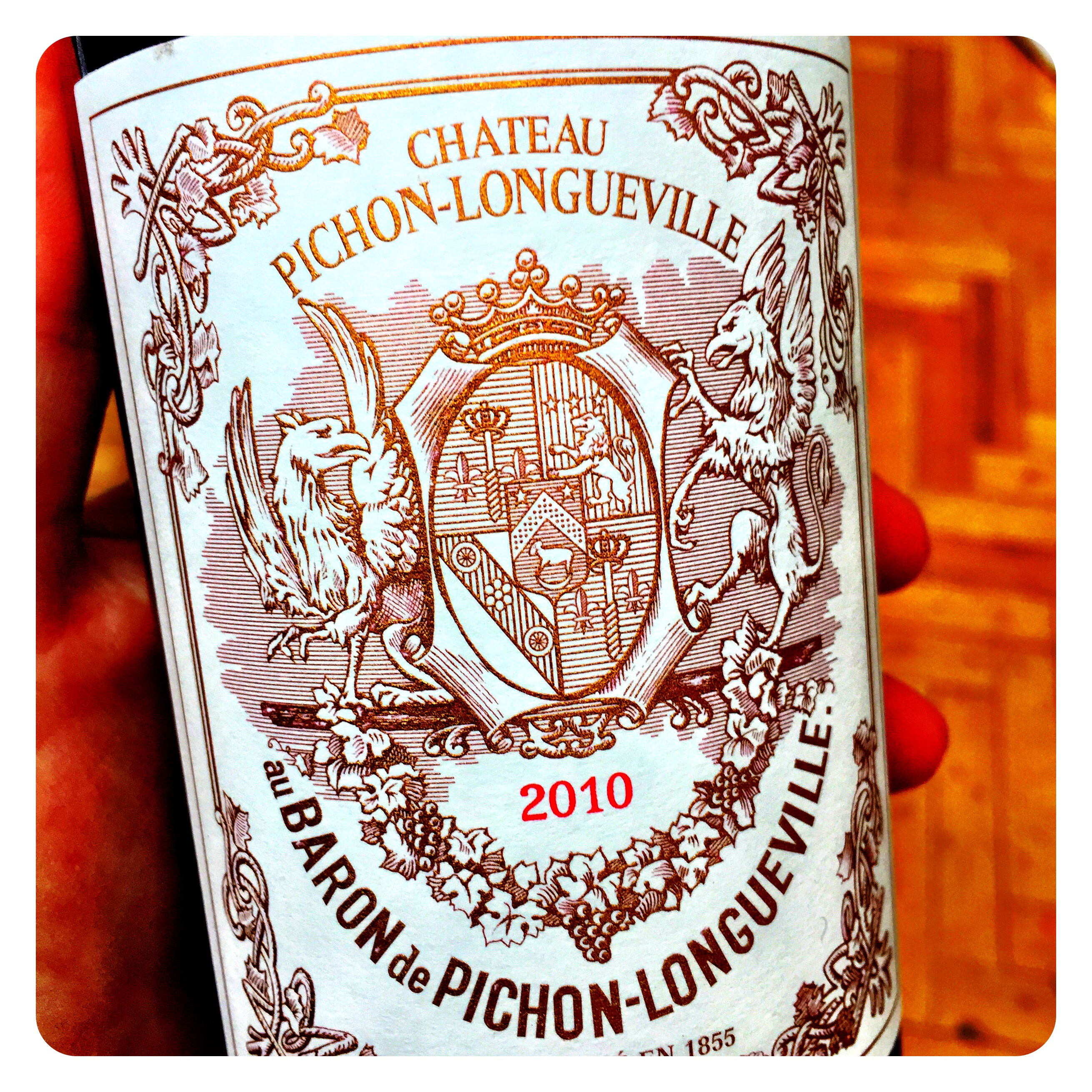 Chateau Pichon-Longueville Baron 2010 – Tasting Another of